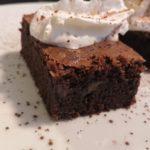 Csokis Brownie
